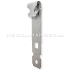"""C-Purlin Clip for Vertical Flanges 1/8 - 1/4"""" Thick"""